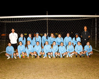 SJCDS  Varisty Girls Soccer 11-6-14