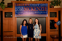 McKenzie's graduation party